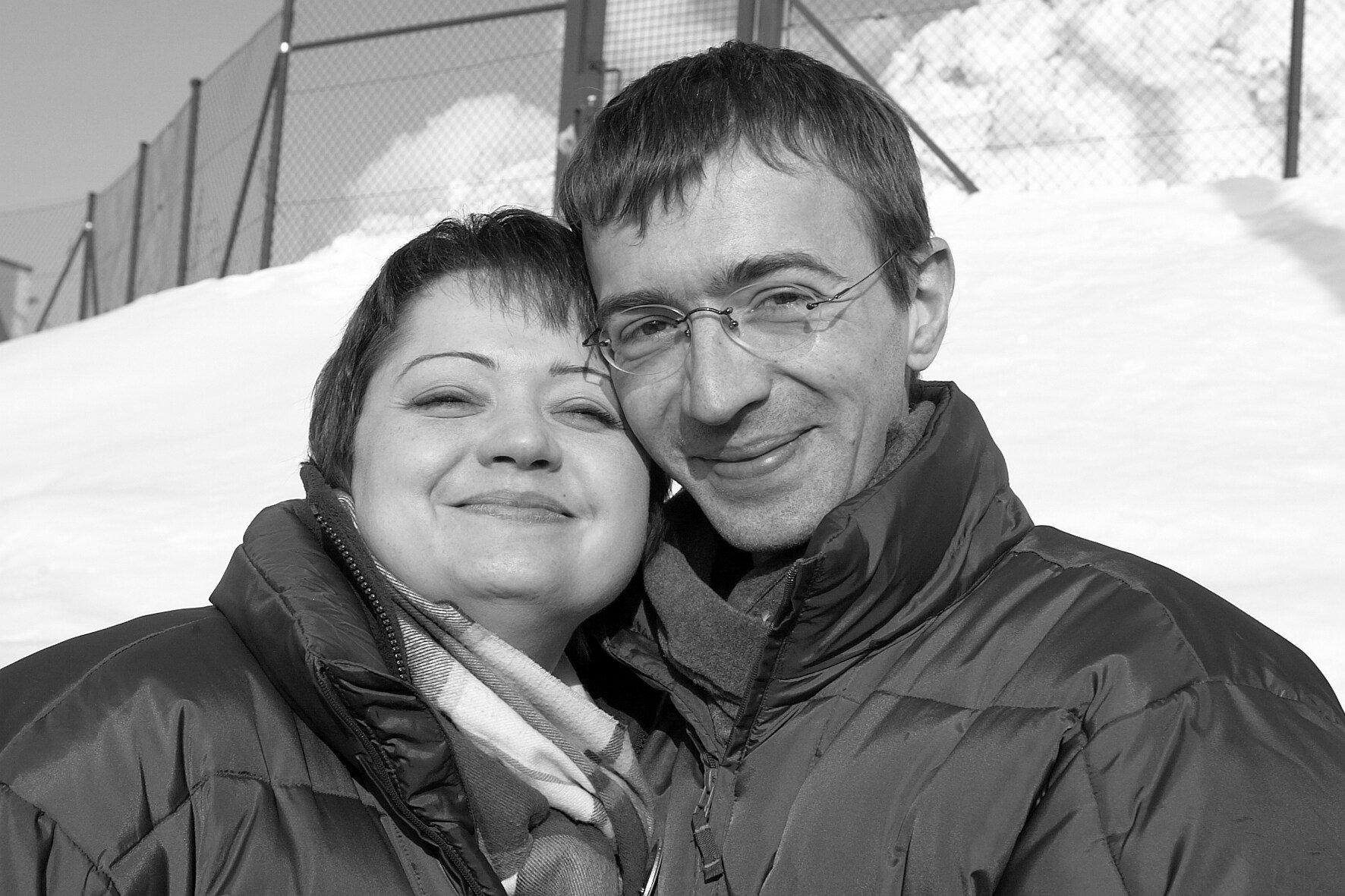 Susanne und Rajko